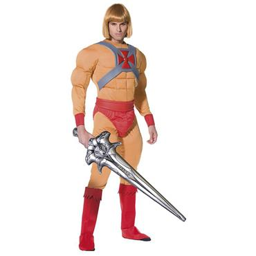 He-Man/Prince Adam Costume
