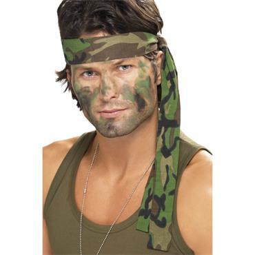 Army Headband, Camouflage