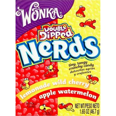 Nerds - Double Dipped Sweets (47g)