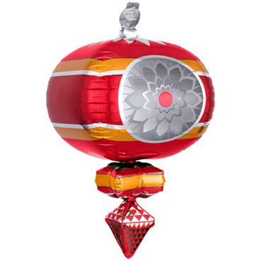 "23"" Retro Ornament Ultra Shape Foil Balloon"