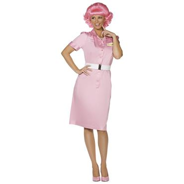 Frenchy Beauty School Drop Out Costume (Grease)