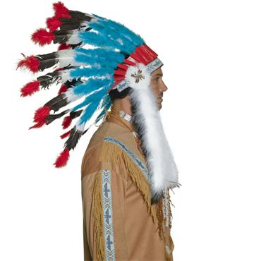 Western Indian Head Dress