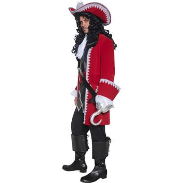 Authentic Pirate Captain