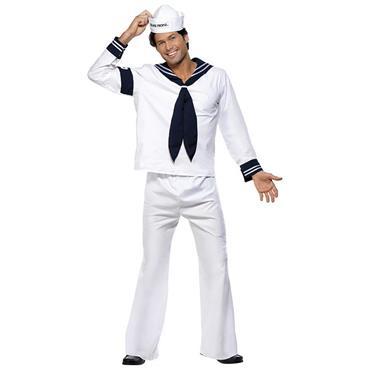 Village People Navy Costume - Pride