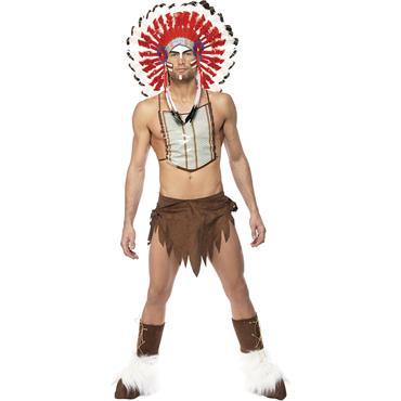 Village People Indian Costume - Pride