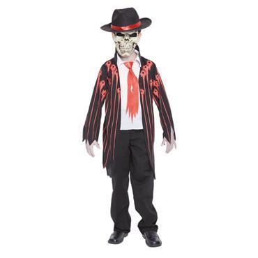 Mad Mobster Child Costume