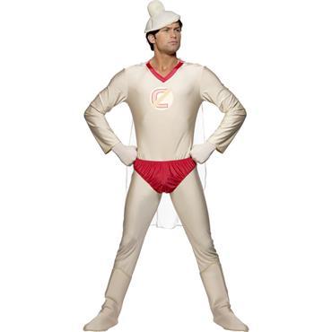 Condom Man Costume