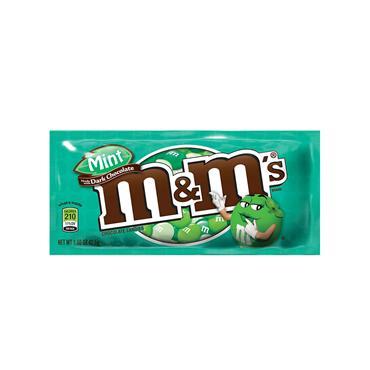 M & M's Dark Mint Sweets
