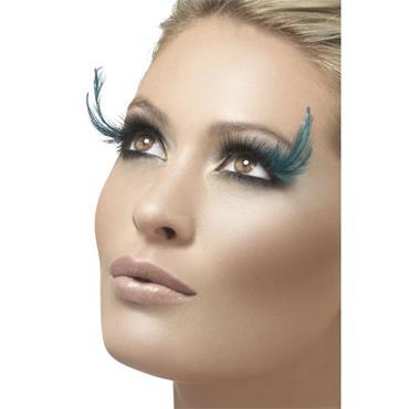 Eyelashes, Black & Green