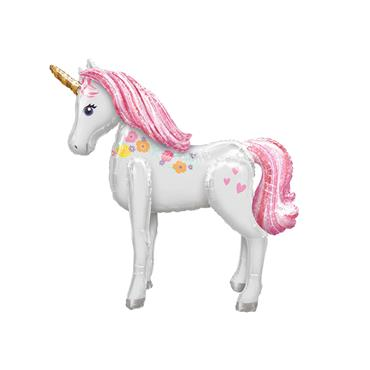 "Unicorn Airwalker Balloon (42"" x 46"")"