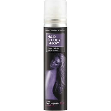 Hair and Body Spray, Violet UV