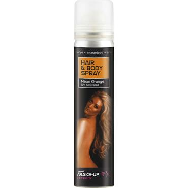 Hair and Body Spray, Orange UV