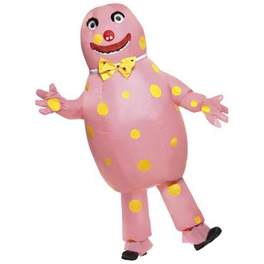 Mr Blobby Costume
