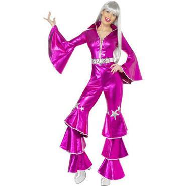 1970s Dancing Dream (Pink) Costume