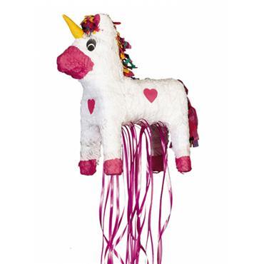 Unicorn Pull Piñata - 46cm