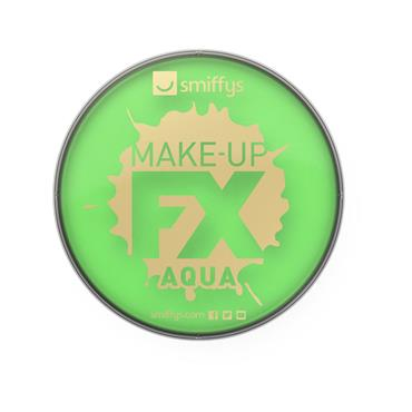Make Up FX Face and Body Paint - Lime Green