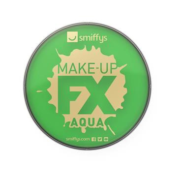 Make Up FX Face and Body Paint - Bright Green