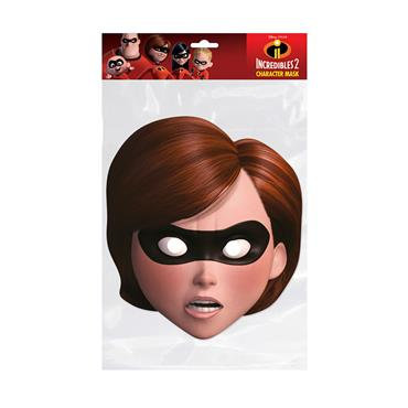 Mrs Incredible Maskarade Mask