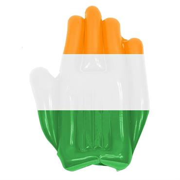 Inflatable Irish Hand