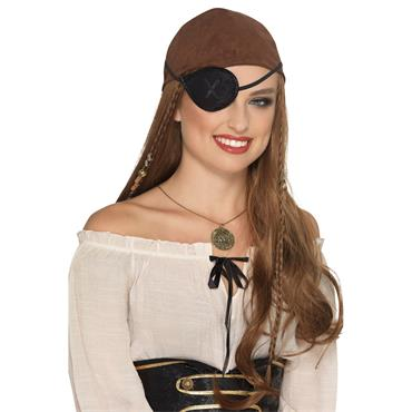 Pirate Eyepatch,  Black
