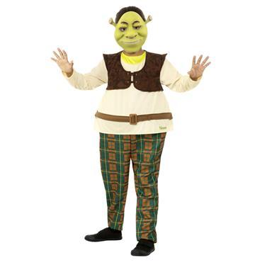 Shrek Kids Deluke Costume