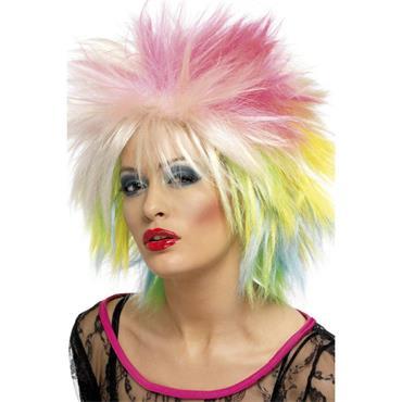 80's Attitude Wig