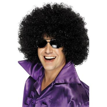 Afro Wig, Mega-Huge, Black