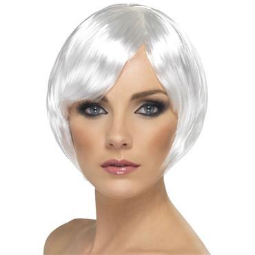 Babe Wig - White