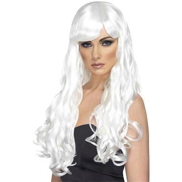 Desire Wig, White