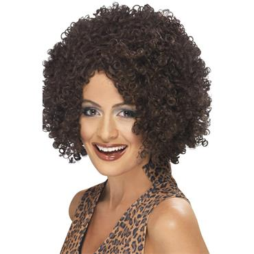 Scary Power Wig ,Brown