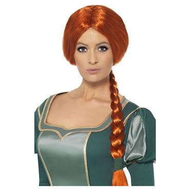 Princess Fiona Wig