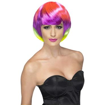 Funky Babe Wig - Pride