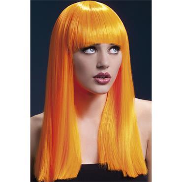 Fever Alexia Wig - Neon Orange