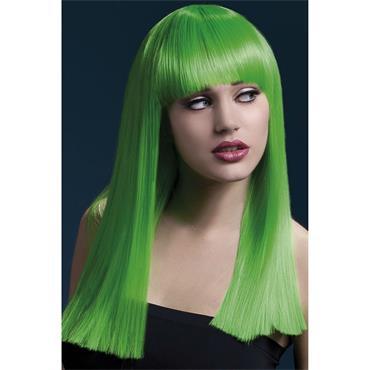 Fever Alexia Wig - Neon Green