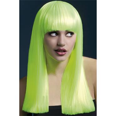 Fever Alexia Wig - Neon Yellow