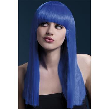 Fever Alexia Wig - Neon Blue
