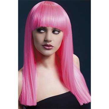 Fever Alexia Wig - Neon Pink