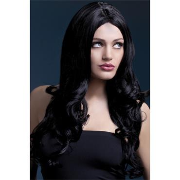 Fever Rhianne Wig Black Long