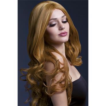 Fever Rhianne Wig Auburn Long