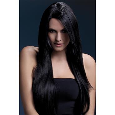 Fever Amber Wig - Black