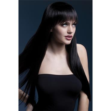Fever Jessica Wig Black Long