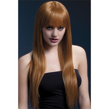 Fever Jessica Wig Auburn Long