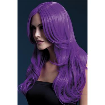 Fever Khloe Wig - Neon Purple