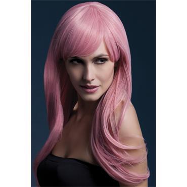 Fever Sienna Wig - Pastel Pink