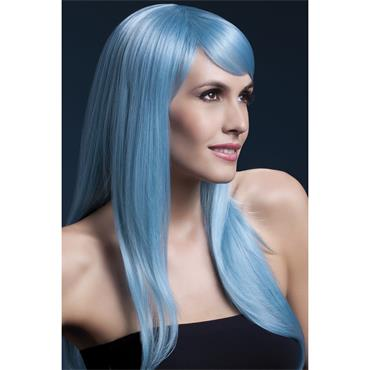 Fever Sienna Wig - Pastel Blue