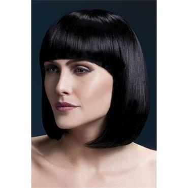 Fever Elise Wig Black Sleek