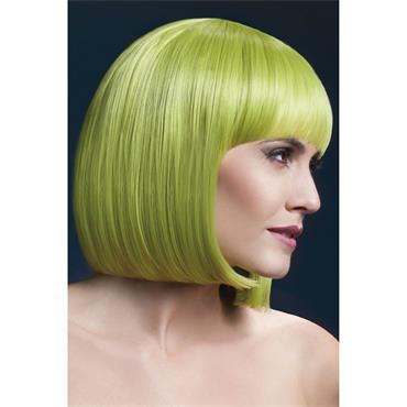 Fever Elise Wig Pastel Green