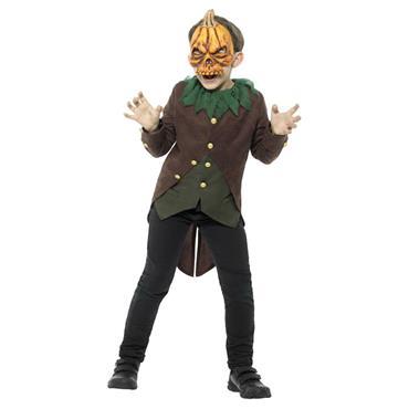 Goosebumps - Jack O Lantern Costume