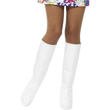 GoGo Boot Covers - White