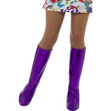 GoGo Boot Covers - Purple
